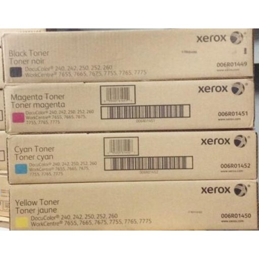 Xerox WorkCentre 7655/7755 Genuin Black Toner