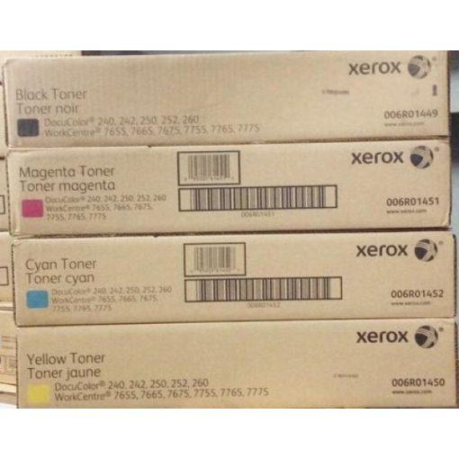 Xerox WorkCentre 7655/7755 Eredeti Cyan Toner