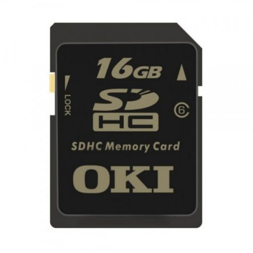 OKI C610 16Gb SD kártya