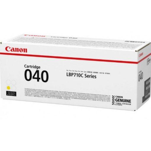 Canon CRG040 Eredeti Magenta Toner