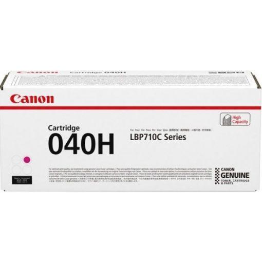 Canon CRG040H Eredeti Yellow Toner