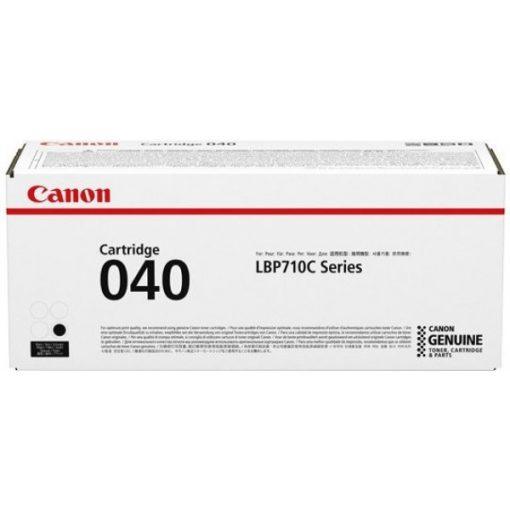 Canon CRG040 Eredeti Fekete Toner