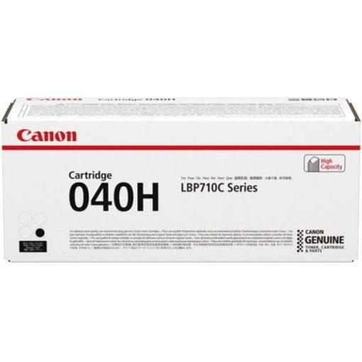 Canon CRG040H Eredeti Fekete Toner