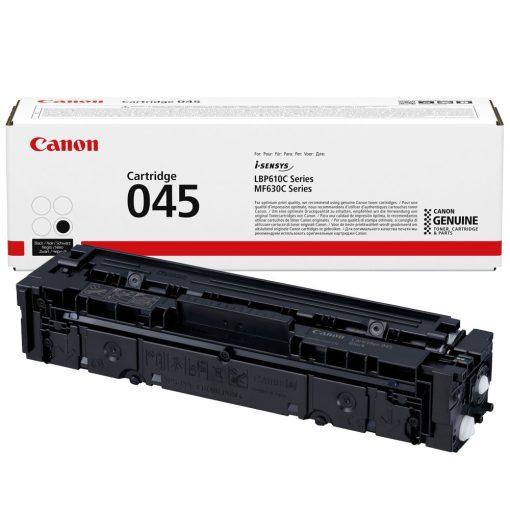 Canon CRG045 Eredeti Fekete Toner