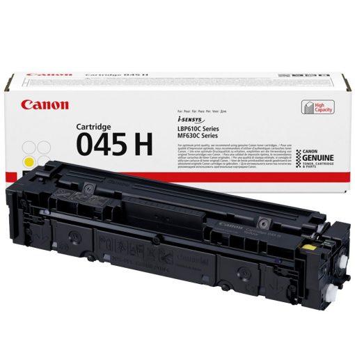 Canon CRG045H Eredeti Magenta Toner