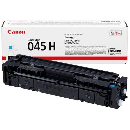 Canon CRG045H Eredeti Cyan Toner