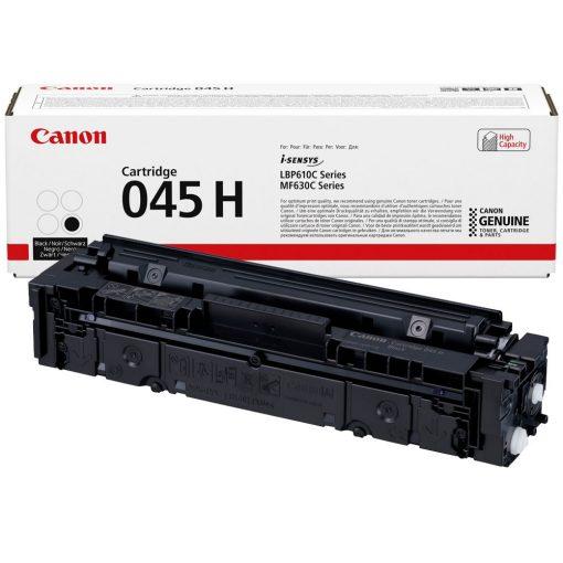 Canon CRG045H Eredeti Fekete Toner