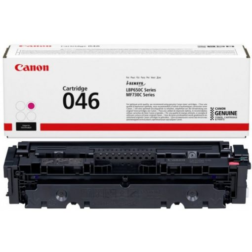 Canon CRG046 Eredeti Magenta Toner