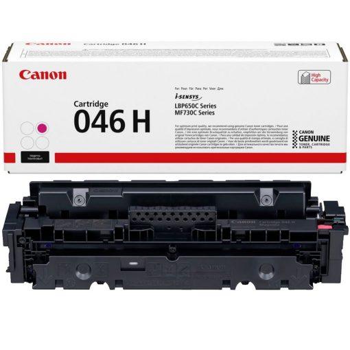 Canon CRG046H Eredeti Magenta Toner