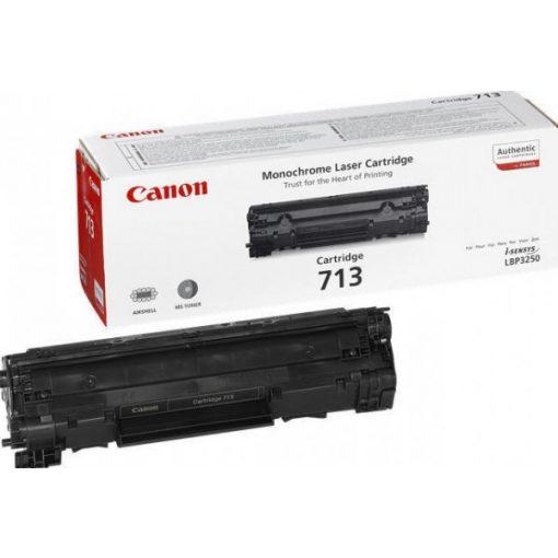 Canon CRG713 Eredeti Fekete Toner