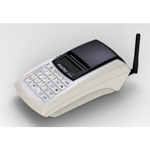 Fiscat iPalm+ GPS online pénztárgép masszőr vállalkozóknak