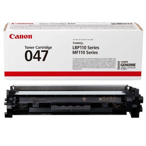 Canon CRG047 Eredeti Fekete Toner