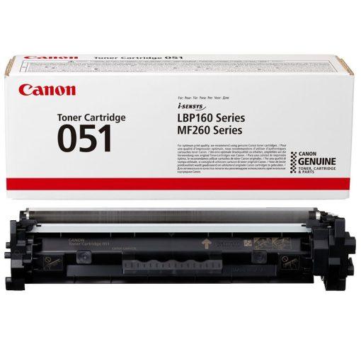 Canon CRG051 V2 Eredeti Fekete Toner