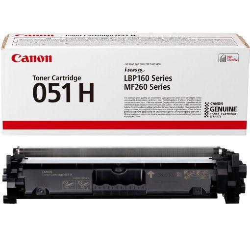Canon CRG051H Eredeti Fekete Toner