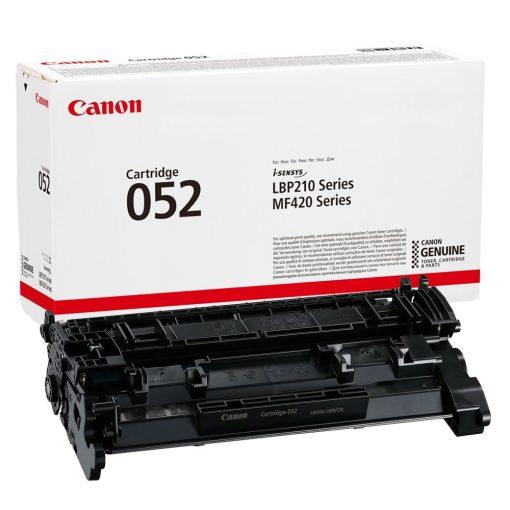 Canon CRG052 Eredeti Fekete Toner