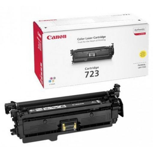 Canon CRG723 Eredeti Magenta Toner