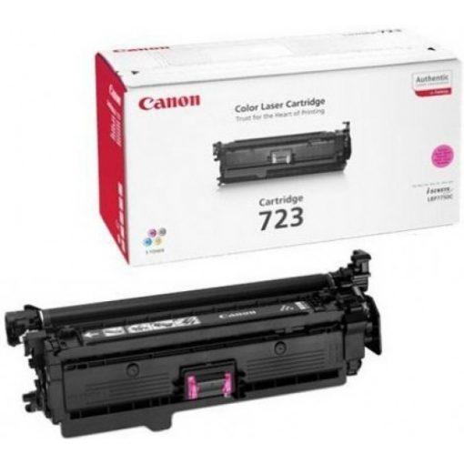 Canon CRG723 Eredeti Yellow Toner