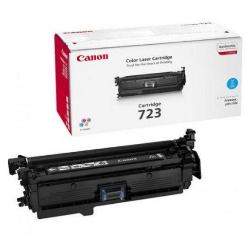 Canon CRG723 Eredeti Cyan Toner