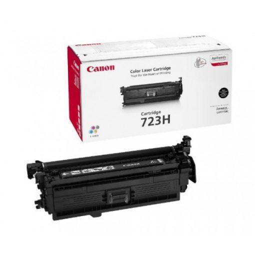 Canon CRG723H Eredeti Fekete Toner