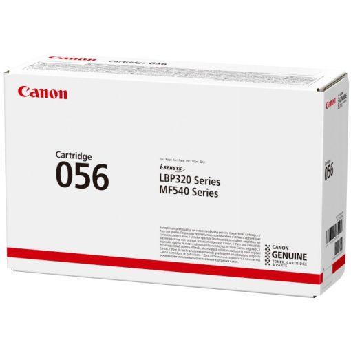 Canon CRG056 Eredeti Fekete Toner