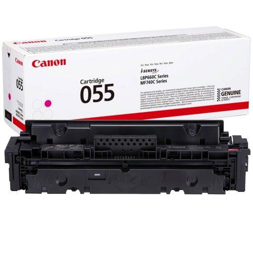 Canon CRG055 Eredeti Magenta Toner