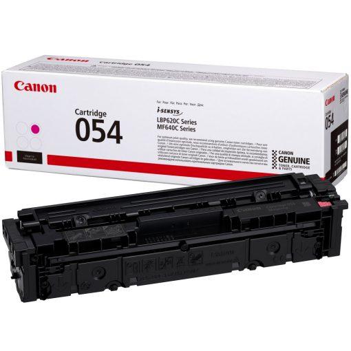 Canon CRG054 Eredeti Magenta Toner
