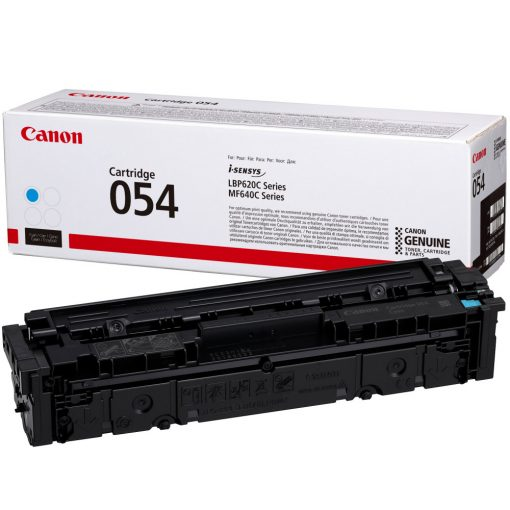Canon CRG054 Eredeti Cyan Toner