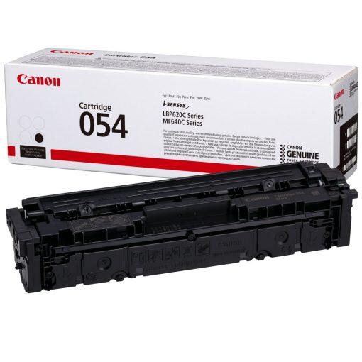 Canon CRG054 Eredeti Fekete Toner