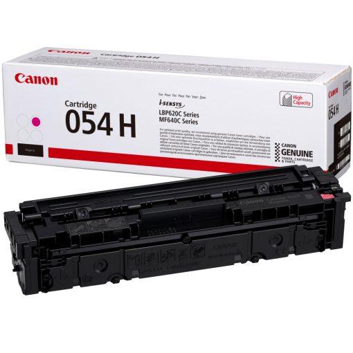Canon CRG054H Eredeti Magenta Toner