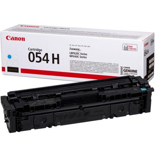 Canon CRG054H Eredeti Cyan Toner