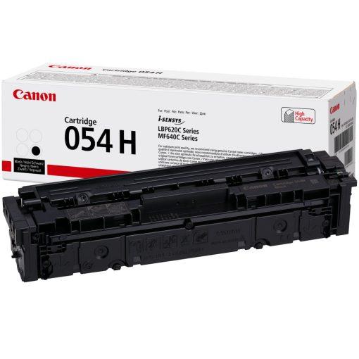 Canon CRG054H Eredeti Fekete Toner