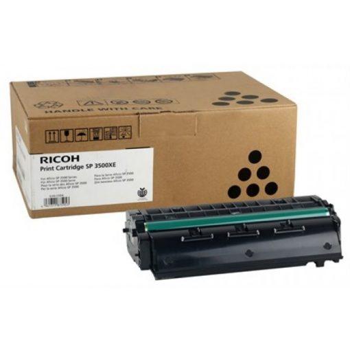 Ricoh SP3500XE nagy kapacitású Genuin Black Toner