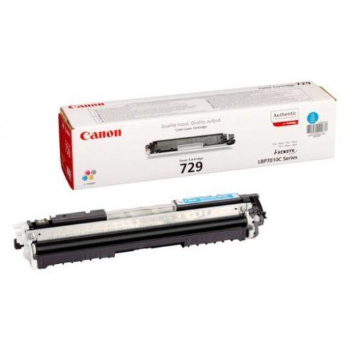 Canon CRG729 Eredeti Fekete Toner