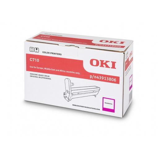 OKI C710 15K Genuin Magenta Drum