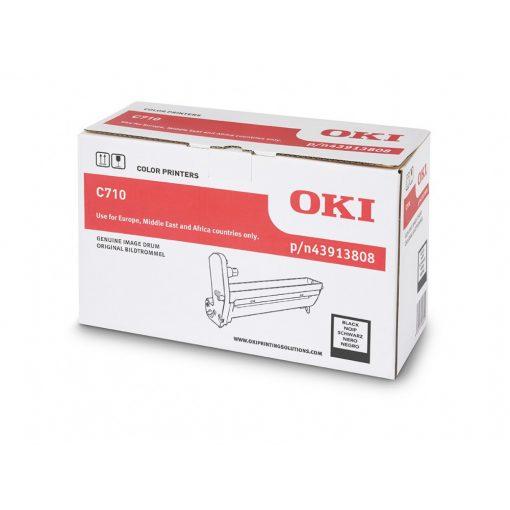 OKI C710 20K Genuin Black Drum