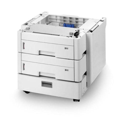 OKI Opció MC861 2./3. Papírtálca + Alacsony Gépszekrény