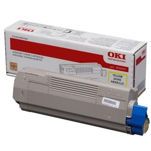 OKI C910, 920WT Genuin Yellow Toner