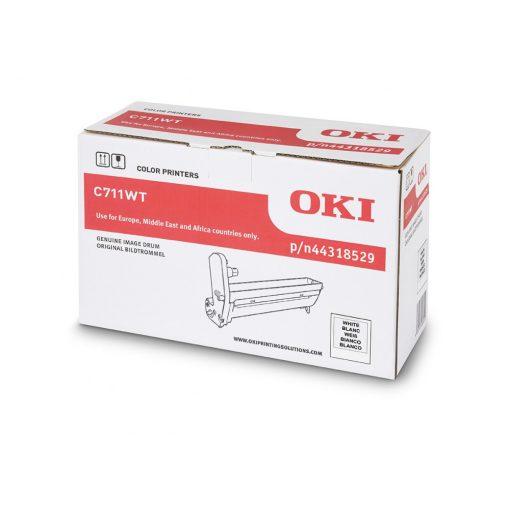 OKI C711WT V1 Genuin White Drum