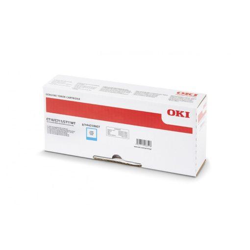 OKI C711,710 Genuin Cyan Toner