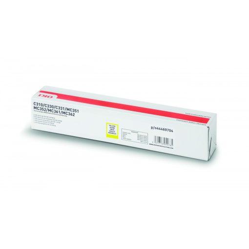 Oki C310/330/510/530/MC351 Genuin Yellow Toner