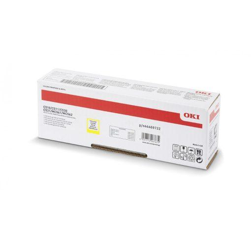 Oki C510/530/MC562 Genuin Yellow Toner