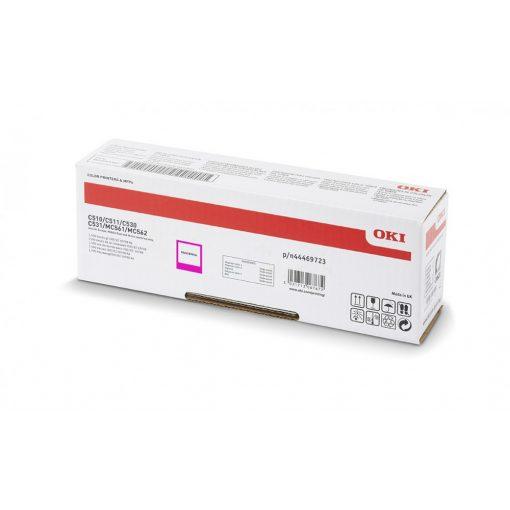 Oki C510/530/MC562 Genuin Magenta Toner