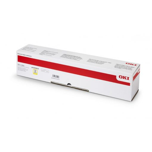 Oki C911/C931 Genuin Yellow Toner