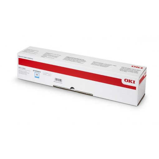 Oki C911/C931 Genuin Cyan Toner