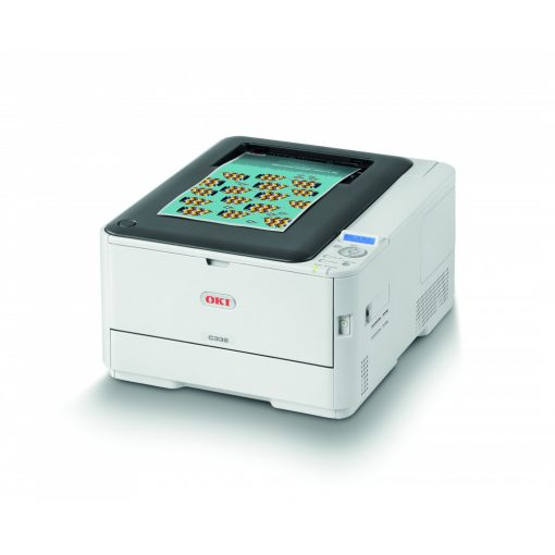 Oki C332DN color Printer