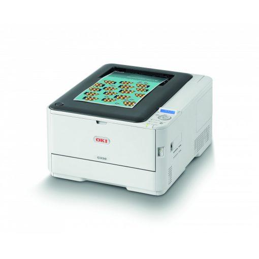 Oki C332DNW color Printer