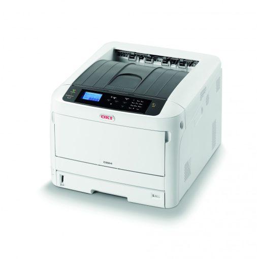 Oki C824N A3 color Printer