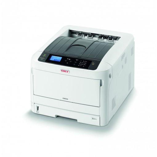 Oki C834DNW A3 color Printer
