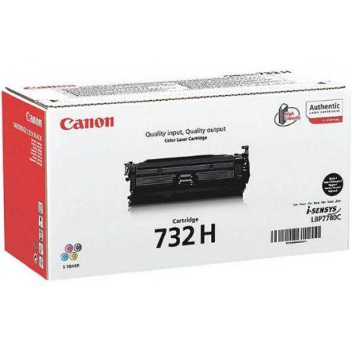 Canon CRG732 Eredeti Yellow Toner