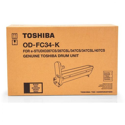 Toshiba ODF Genuin Black Drum